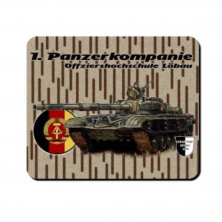 Mauspad Lukas Wirp 1 Panzerkompanie Offiziershochschule Löbau NVA DDR #36132