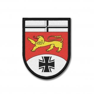 Patch SKA Streitkräfteamt Bundeswehr Hardthöhe BW Wappen Klett Abzeichen #37440