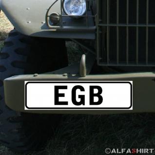Magnetschild EGB Erweiterte Grundbefähigung Elite Ranger Fallschirmjäger #A333