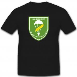 Luftlandeunterstützungsbataillon 262 Militär Bundeswehr Einheit T Shirt #2393