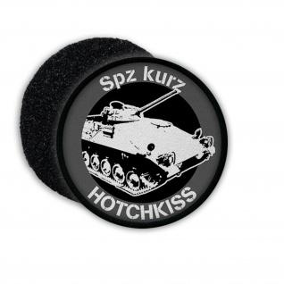 Patch Klett SPz kurz Hotchkiss Panzer Schützenpanzer Bundeswehr Munster #22482