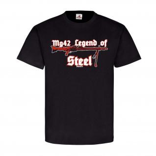 Legend of Steel Mg42 Maschingewehr WH Deko Waffe Lauf Verschluss WK2 Wh #22886