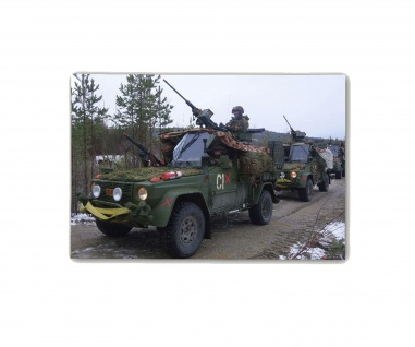 Poster M&N Pictures Norwegian Special Forces SOF Forsvarets ab30x20cm#30289