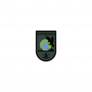 Aufkleber/Sticker Boardingkompanie Marine Marinesicherungsdienst 5x7cm A2579