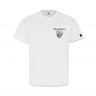 Oberschlesien Adler Schlesien Deutschland Polen Schlesier T Shirt #9598 #9598w