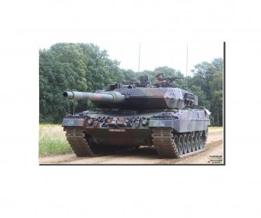 Poster M&N Pictures Deutscher Bundeswehr Leopard 2A6 PzBtl414 ab30x20cm #30263