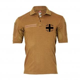 Tactical Poloshirt Alfa - Grenadier Balkenkreuz Dienst Infanterie BW #19456