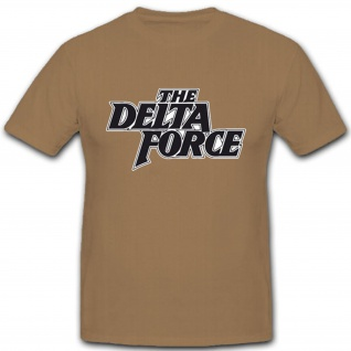 The Delta Force Film Kino Movies Militär Landwarrior Us Army - T Shirt #4007