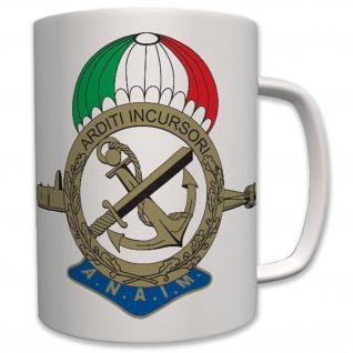 Arditi Incursori A.N.A.I.M Per L'Onore Sostenitori forze speciali - Tasse #7513