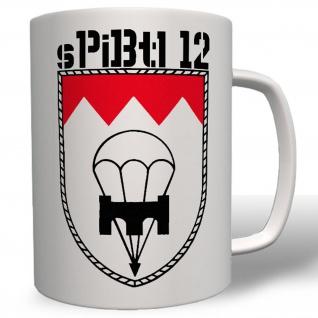 Schweres Pionierbataillon 12 sOiBtl 12 Militär Heer Kaffee Becher #4085