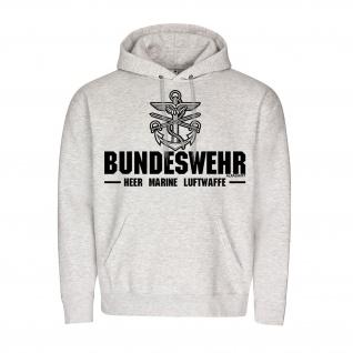 BUNDESWEHR Heer Marine Luftwaffe Deutschland Einheit Soldaten Hoodie #20139