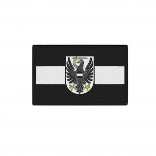 Patch Westpreußen Wappen Klett Uniform Heimatliebe Abzeichen #37579