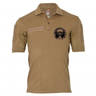 Tactical Poloshirt Alfa - Fallschirmsport-CLUB Lipperland LL Brig 27 #18999