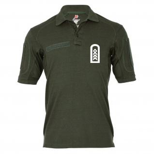 Tactical Poloshirt Alfa - OStFw Oberstabsfeldwebel BW Dienstgrad OSF #18957