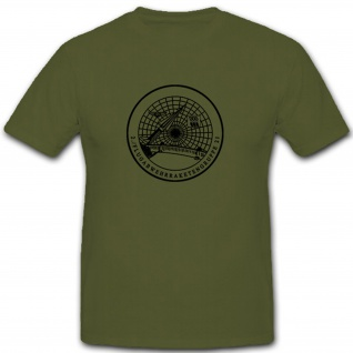 2FlaRakBtl 21 Bundeswehr Deutschland Fluganwehr Militär - T Shirt #7786