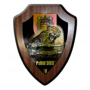 Lukas Wirp Wappenschild PzBtl 393 Bad Frankenhausen Leopard 2A6 Panzer #24439