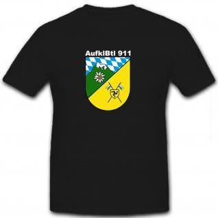 AufklBtl 911 Bundeswehr Deutschland Militär Aufklärer Einheit - T Shirt #8459