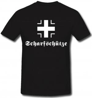 Scharfschütze Balkenkreuz Kreuz Militär Bundeswehr Heer Wappen #488