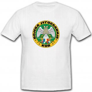 Yugoslavian Army - T Shirt #6930