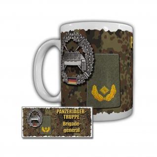 Tasse Panzerjäger Brigadegeneral PzJgKp 120 Oberviechtach PzJgKp #29894