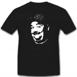 Dirk Bach Comedian Künstler Komiker Schauspieler 01.10.2012 - T Shirt #5935