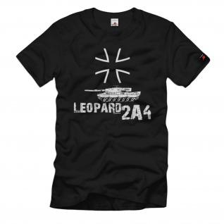 Leopard 2A4 Panzer Leo Bundeswehr Eisenschwein BW PzBtl Kompanie T-Shirt#34794