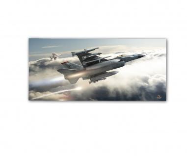 Poster rOEN911 LM F-16 Viper WW 399 Mehrzweckkampfflugzeug NATOab30x14cm#30718