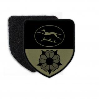 Patch PzGrenBtl 212 Tarn Panzergrenadier Bataillon BW Wappen Abzeichen #23529