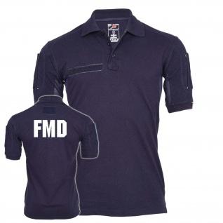 Tactical Poloshirt Alfa FMD Abkürzung Polo Shirt# 24334