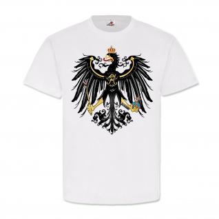 Preußen Adler 1871-1914 Preussischer Wappen Vogel Deutschland Brandenburg #22567