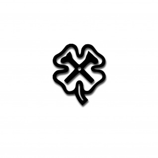 71 Infanterie-Division Inf-Div Abzeichen Wappen Aufkleber 10, x12, 6cm #A4388