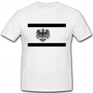 Preußischer Adler Wappen Preussen Hoheitszeichen Abzeichen - T Shirt #2218