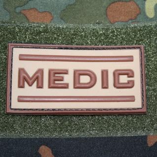 Medic Tropentarn Sanitäter BW Us Army Navy Seals Patch CLS 6, 5x3, 5cm #18640