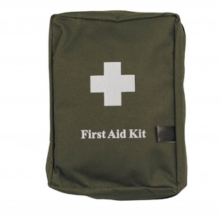 Tactical First Aid Kit groß Alfashirt Aufkleber BW Molle Erste Hilfe #17288