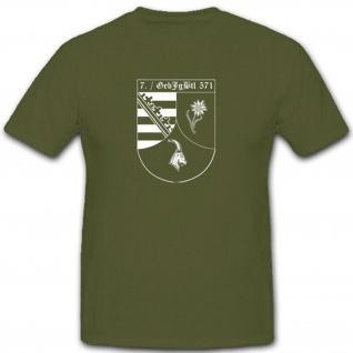 Deutschland Gebirgsjägerbataillon Bundeswehr Wappen - T Shirt #4079