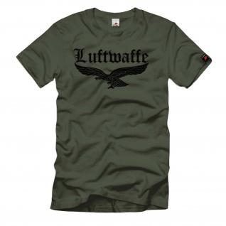 Luftwaffe Adler Emblem Wappen Wh Wk2 T-Shirt #463