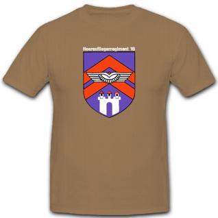 Bundeswehr Einheit Hubschrauber Regiment Deutschland Militär T Shirt #2595