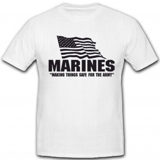 Marines- T Shirt #5943