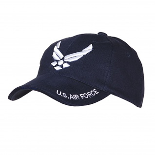 US AIR FORCE Cap Kappe USAF USA Luftwaffe Wappen Abzeichen Wings Air Force#16021