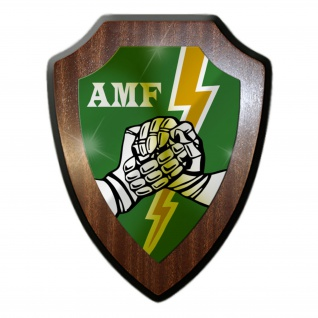 Wappenschild AMF Abzeichen Wappen Emblem Einheit Truppe Andenken #31497