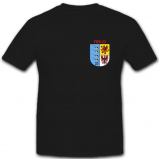 FRR 23 Fla Raketenregiment 23 NVA Militär Wappen Abzeichen Emblem T Shirt #10900