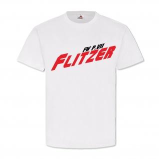 Fw P.Vii Flitzer Luftwaffe Deutschland Geheim Prototyp - T Shirt #12607