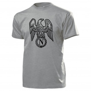 Napoleon Bonaparte Adler Wappen Abzeichen Logo Emblem Kaiser T Shirt #16994