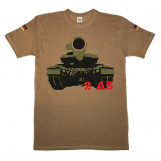 Tropen Leopard 2 A5 Panzer Bataillon Leo Einheit Kompanie original #14535