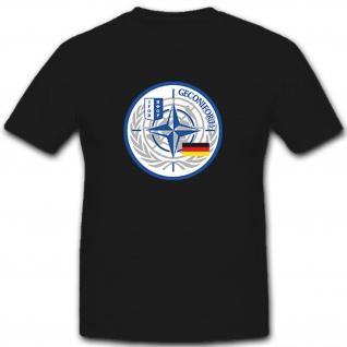 GECONIFOR(L) Militär Wappen Abzeichen - T Shirt #7867