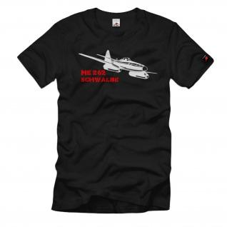 Sturmvogel Me 262 Schwalbe Luftwaffe Wh Flugzeug - T Shirt #1043