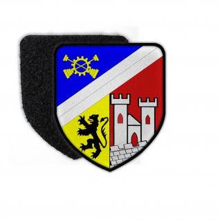 Patch Mechatronikzentrum der Bundeswehr Jülich Militär KFZ LKW #25548