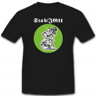 Stab JG11 Jagdgeschwader 11 Bundeswehr Militär Deutschland T Shirt #2469