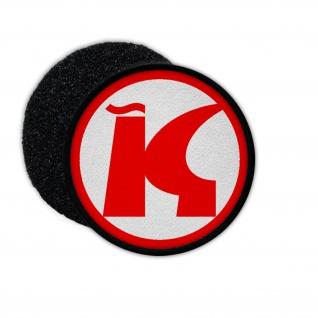Patch Konsum DDR Aufnäher Abzeichen Ostdeutschland VEB Emblem #33618