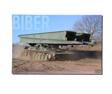 Poster M&N Pictures Biber Brückenlegepanzer Leopard 1 panzer ab30X20cm#30254